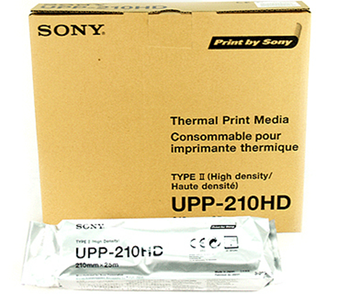 Sony UPP 210 HD Thermal paper
