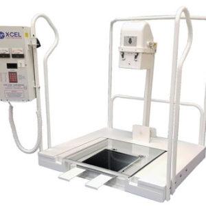 Podiatry Xray System with HF generator